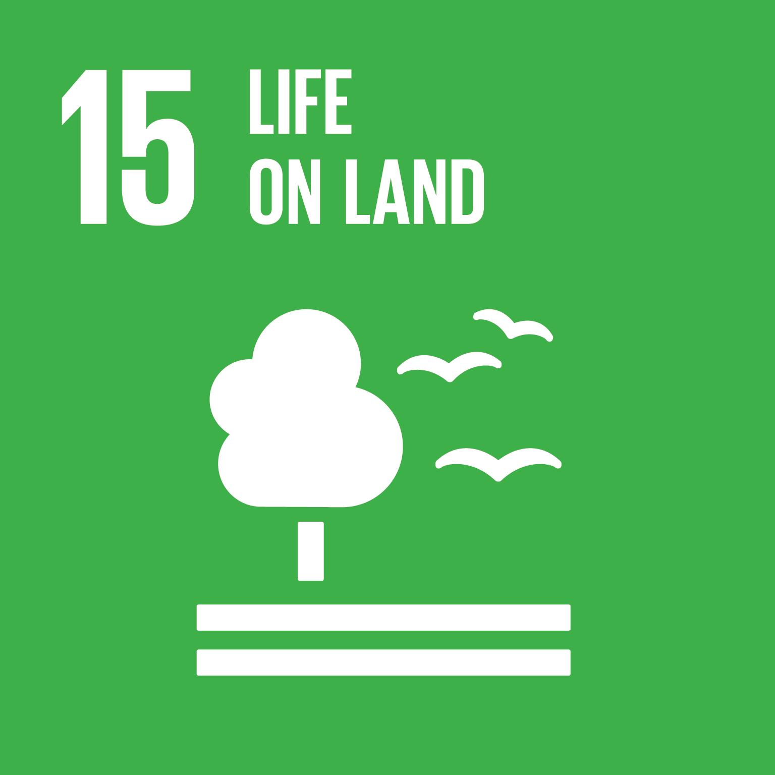 15. Life on Land